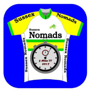 Sussex Nomads 5 Mile TT @ Pyecombe, Poynings, Henfield GS/980